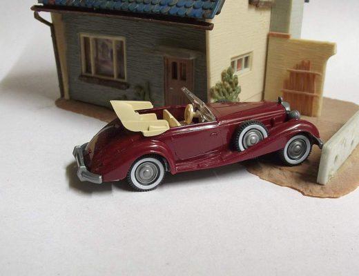 Mercedes 540 K