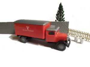 3422 - Reichspost-Lastkraftwagen - 1939