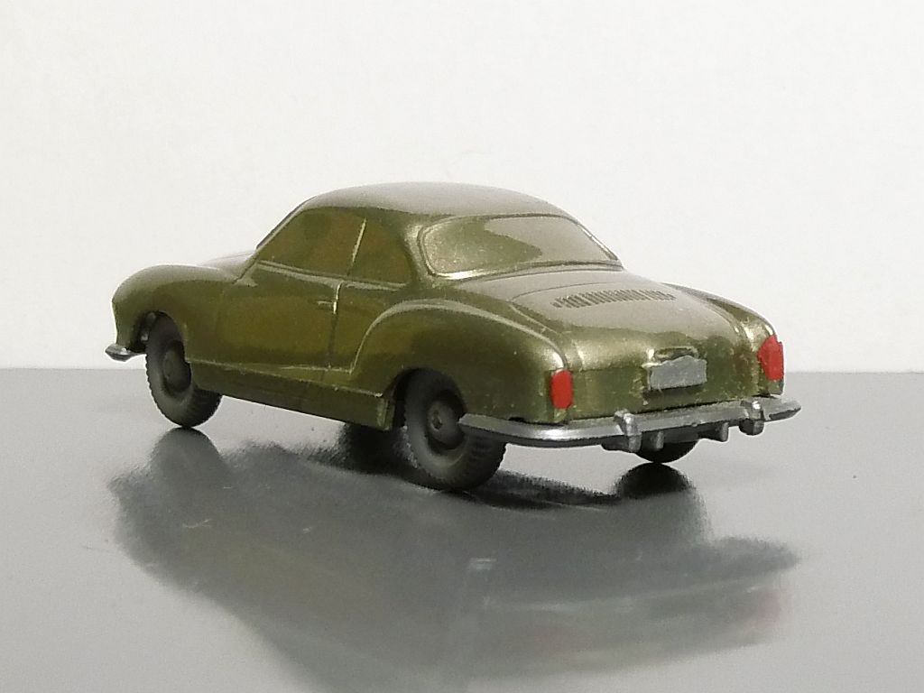 VW Karmann Ghia Coupé Typ 14